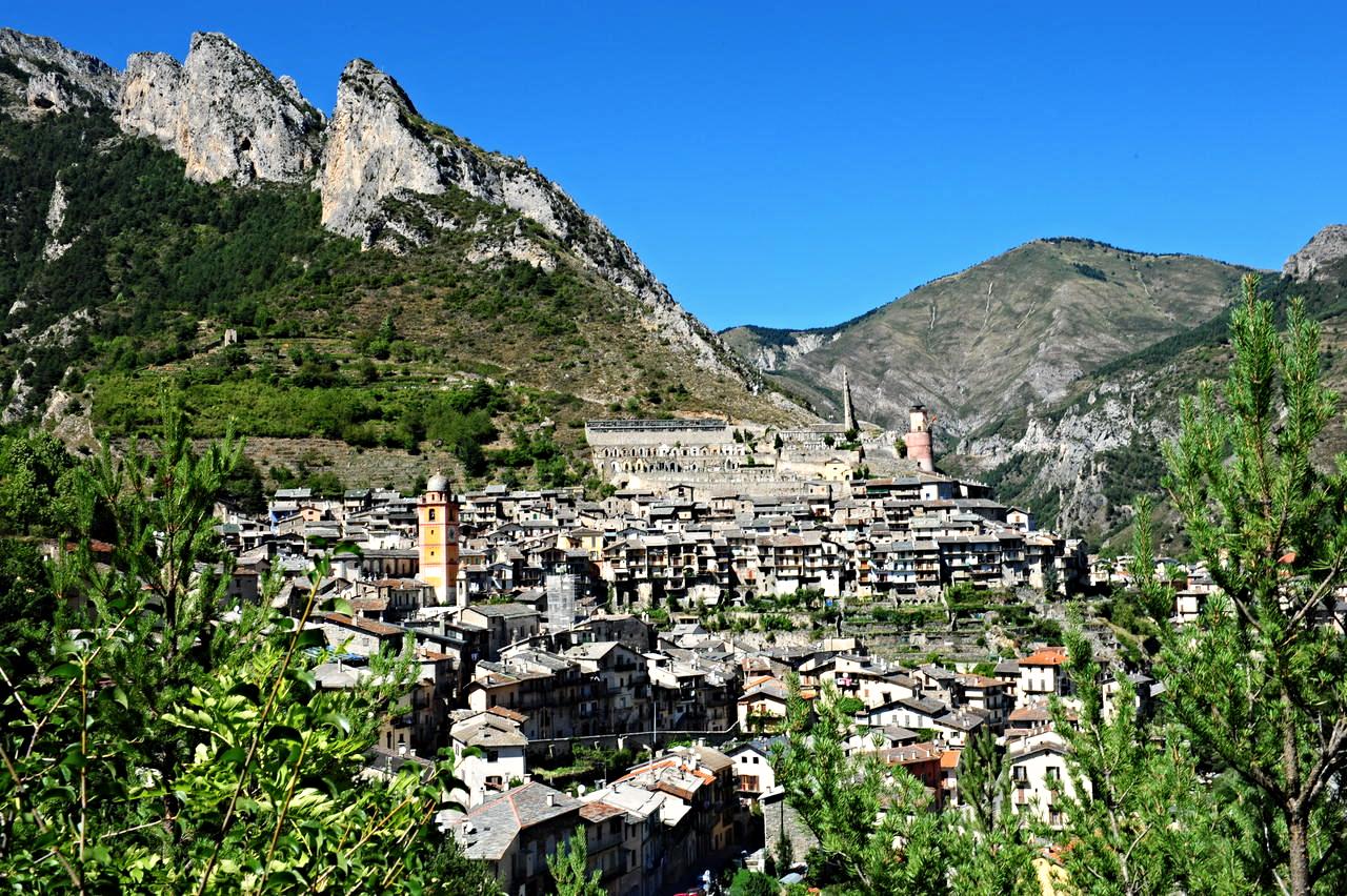 Valley of wonders, village of Tende