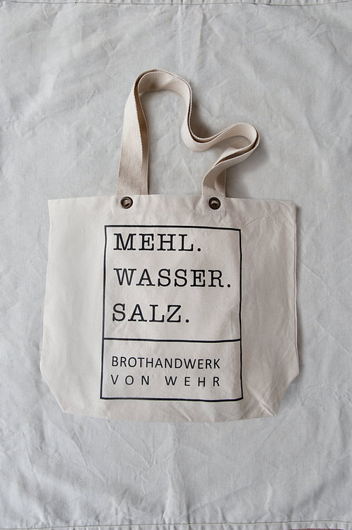 Mehl.Wasser.Salz. Tote Bag
