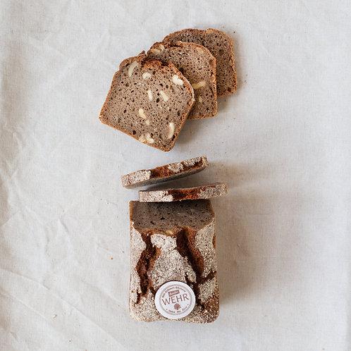 Cashew-Hanf Brot