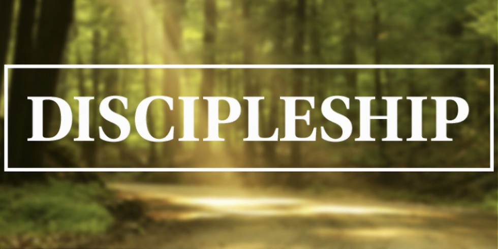 Small Group Discipleship  CANCELLED