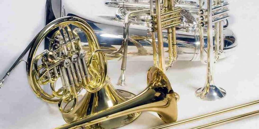 Five Til Five Brass Quintet Special Music