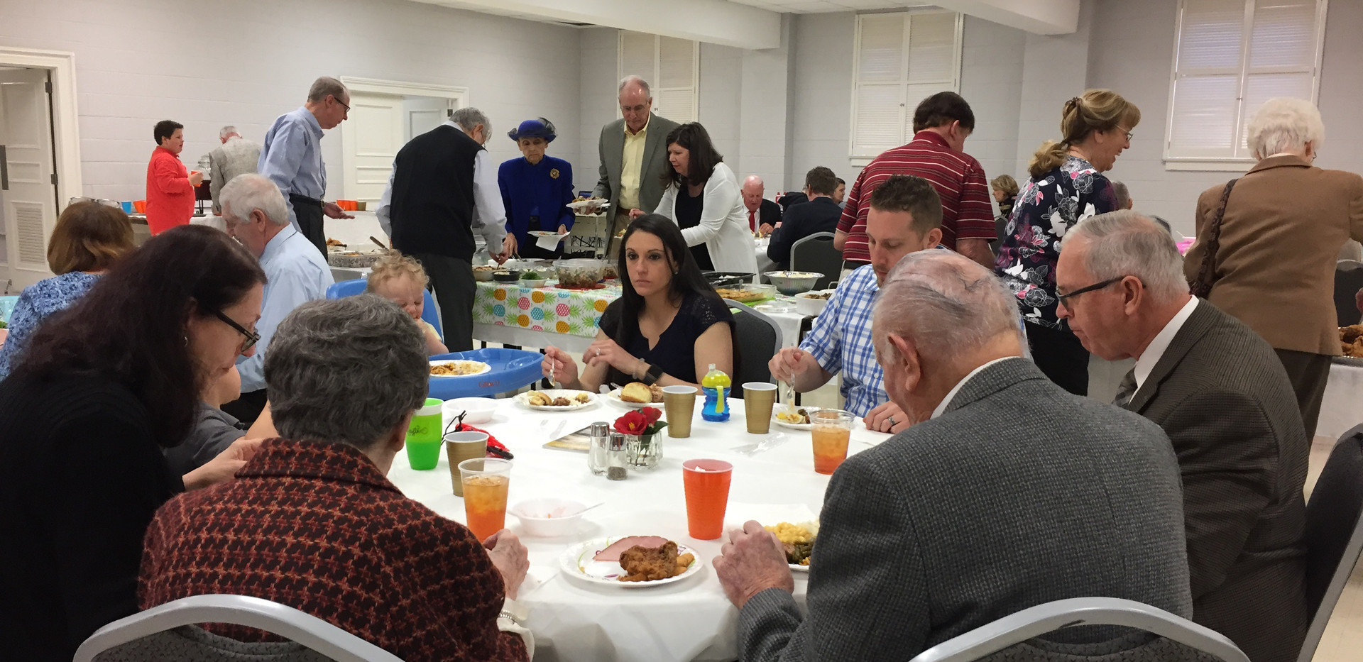 Congregation Meal 3-24-19
