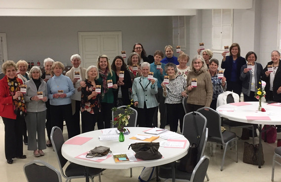 Women's Ministry March 2019
