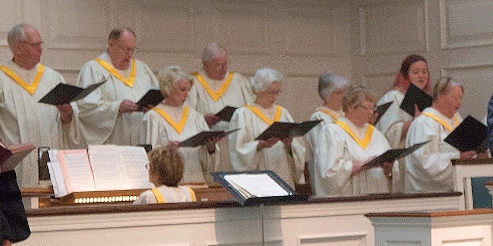 Choir Practice  CANCELLED