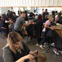 Mens haircutting class
