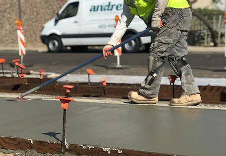 Concrete Contractors Phoenix