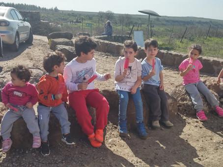 חופשה עם ילדים
