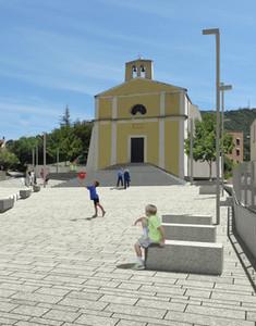 Centro storico Nuxis