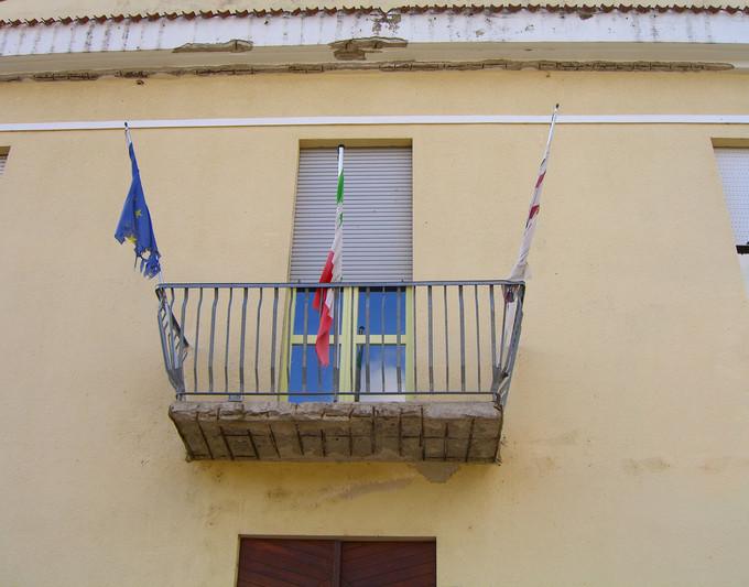 Degrado balcone