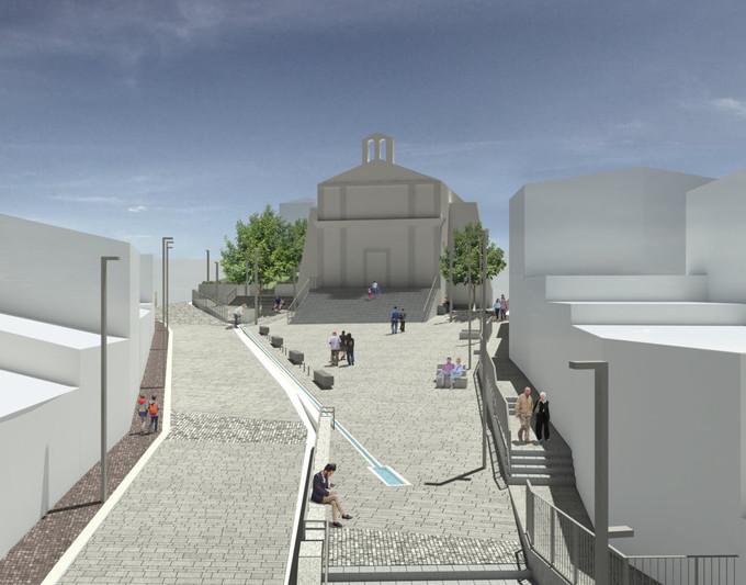 Simulazione piazza S.Pietro