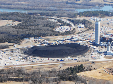 Big Win!!!  Federal Judge Orders TVA to Dig Up and Move Coal Ash at Gallatin Plant