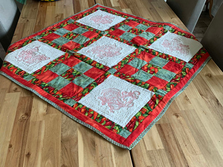 A quick Quilt Project
