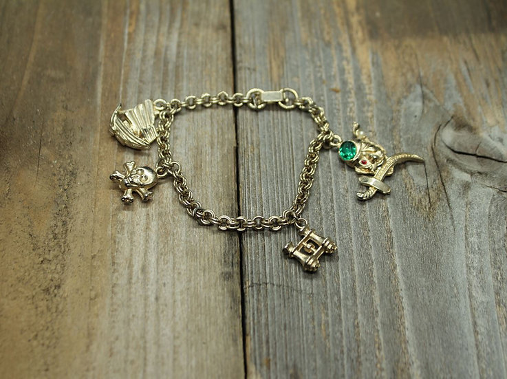 Vintage Pirate Bracelet 2