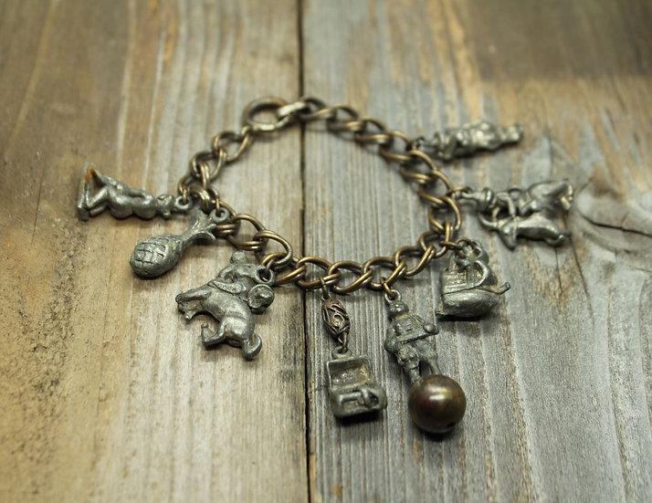 Vintage Pirate Bracelet 1