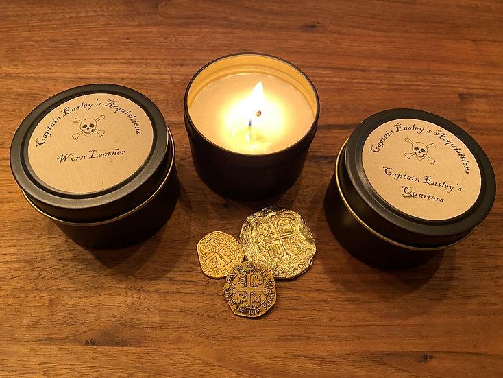 Custom 4 oz Candle Trio