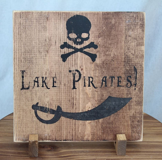 Lake Pirates!