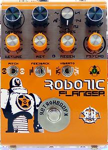 ROBOTIC FLANGER