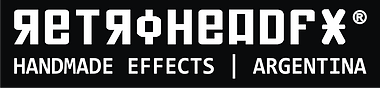 retrohead retroheadfx HANDMADE EFFECTS