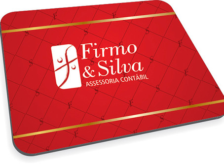 FS Contábil Mouse Pad e Pen Card