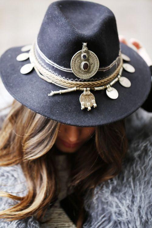 Custom Boho-Hat