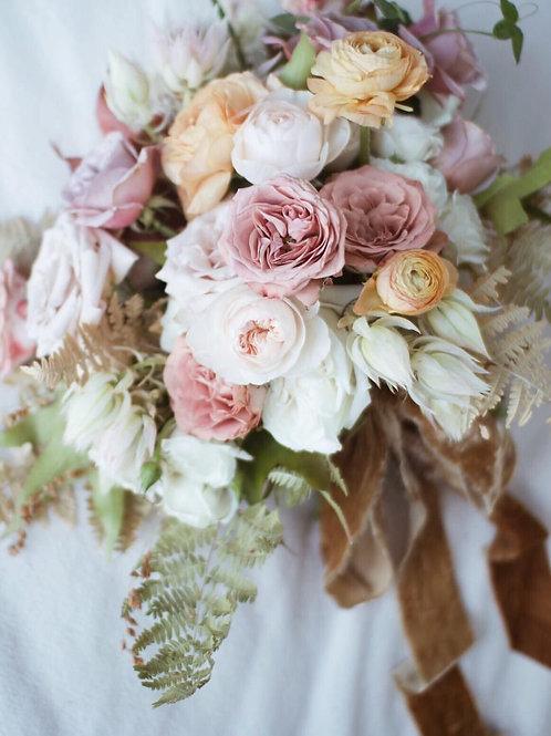 Velvet Bouquet Ribbon