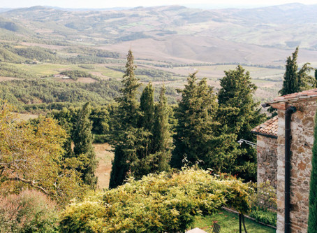 """A """"Sublime Romance"""" Hotel & Venue in the Heart of Tuscany"""