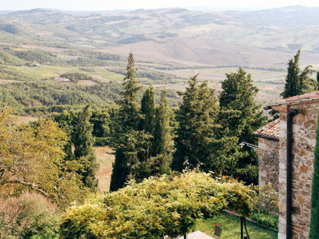 "A ""Sublime Romance"" Hotel & Venue in the Heart of Tuscany"