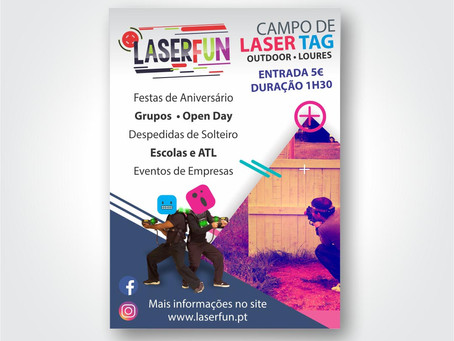 LaserFun Laser Tag Outdor