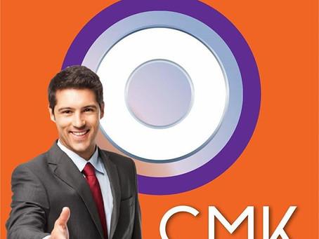 Apresentação comercial ou corporativa. - CMK Arruelas