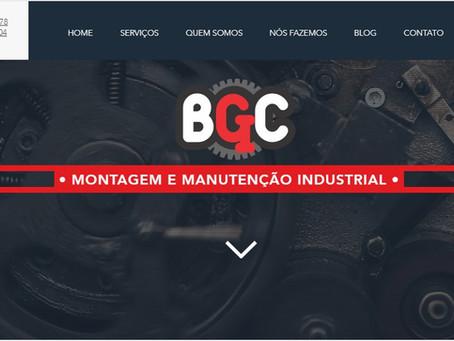 BGC Manutenção e Montagem Industrial
