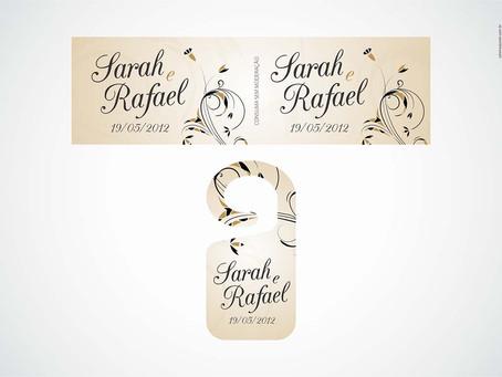 Sarah e Rafael