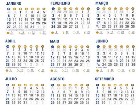 FS Contábil Calendário