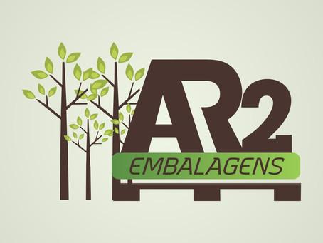 AR2 Embalagens em Pallets