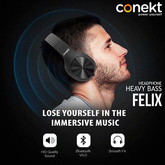 Conekt Felix Blutooth Headphones
