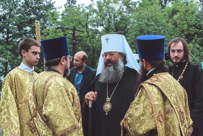 Митрополит Кирилл встретится с православной молодежью Екатеринбурга