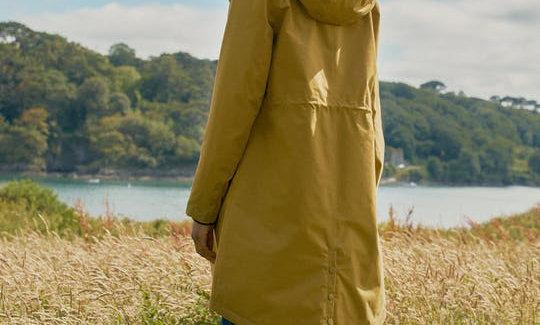 Seasalt Plant hunter Raincoat
