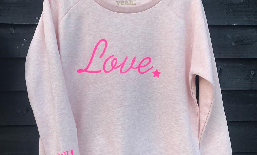 "Hell Yeah ""Love"" Sweatshirt💕"