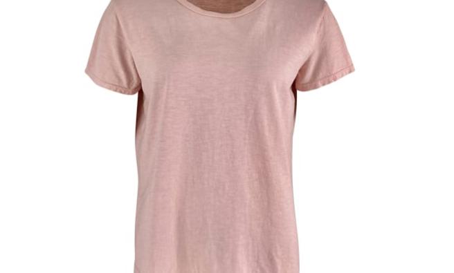 Black Colour Isa T-Shirt