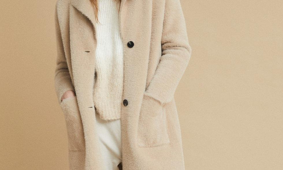 ese O ese soft tricot Marais Coat