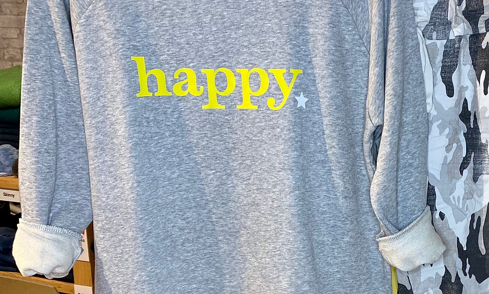 "Hell Yeah ""Happy"" Sweatshirt"