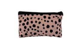 Black Colour MY cosmetic purse