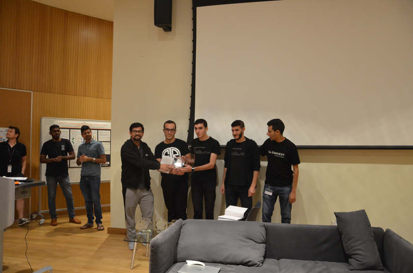 CSAW19 MENA CTF 2nd Place Sudo Root