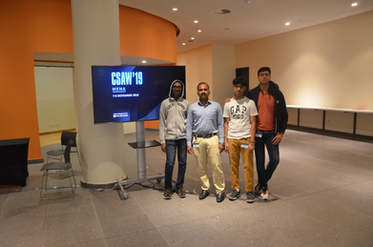 CSAW19 MENA Red Team Competition