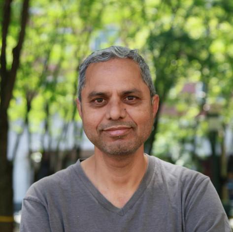 Ramesh Karri Headshot