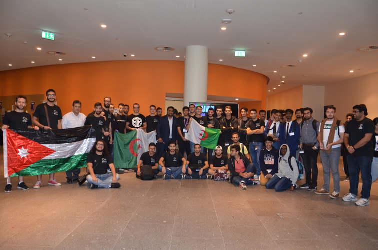 CSAW19 MENA Finalists