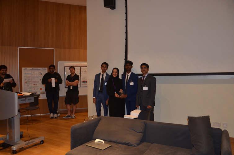 CSAW19 MENA Red Team Award Ceremony