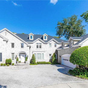 Evan Fournier Lists home on Chain of Lakes.