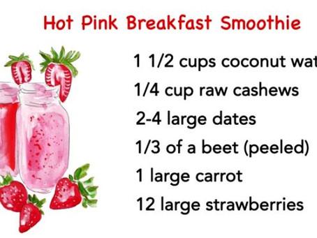 Go-To Smoothie Recipe