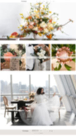 custom wordpress website design for flor