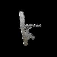 metal industrial logo design